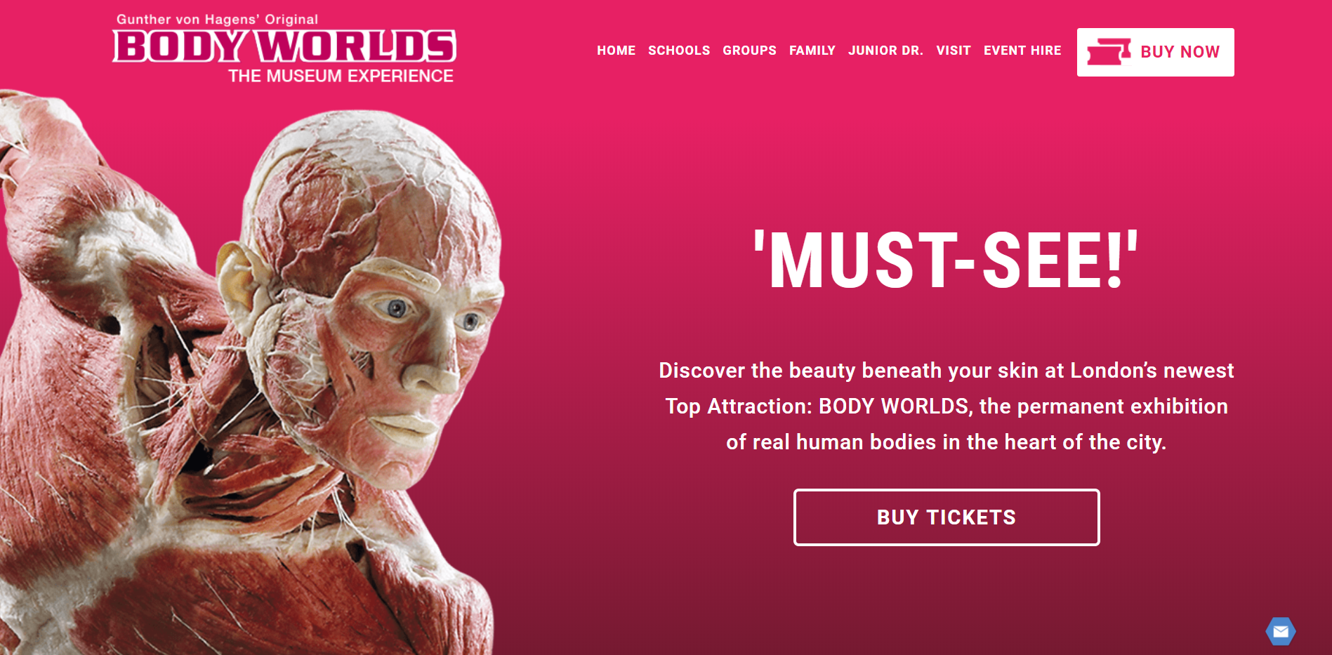 Body Worlds enhance your Drupal experience