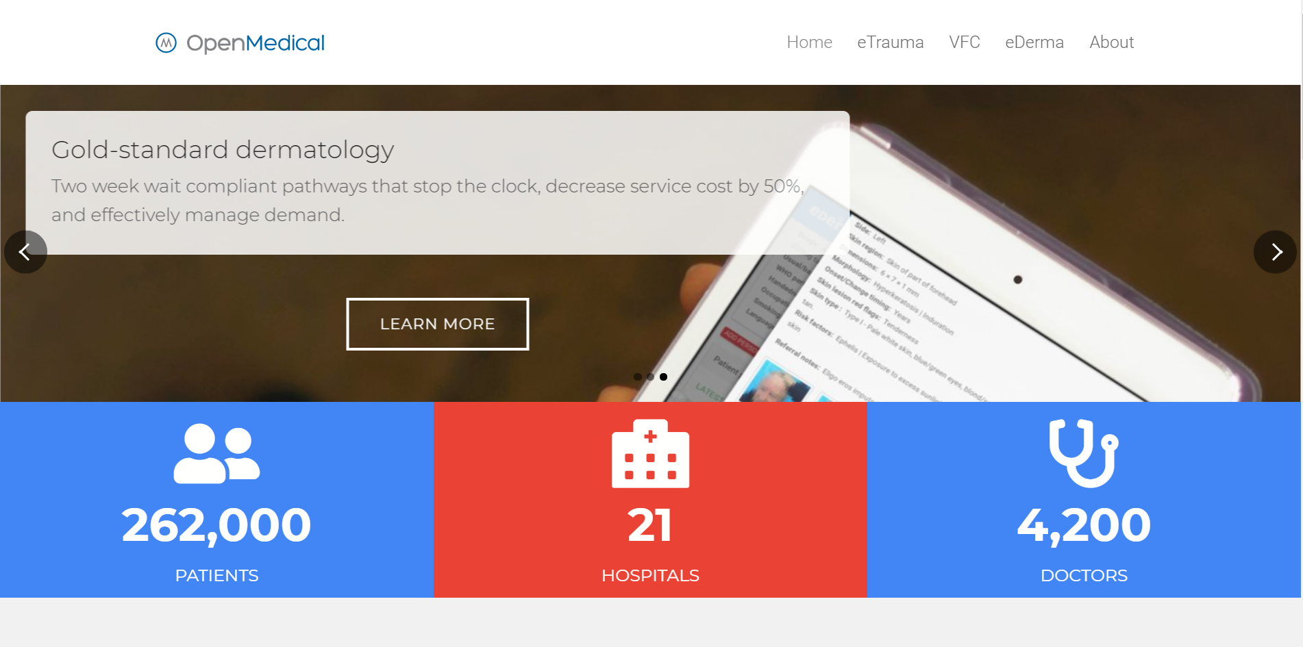 Open medical enhance your Drupal experience