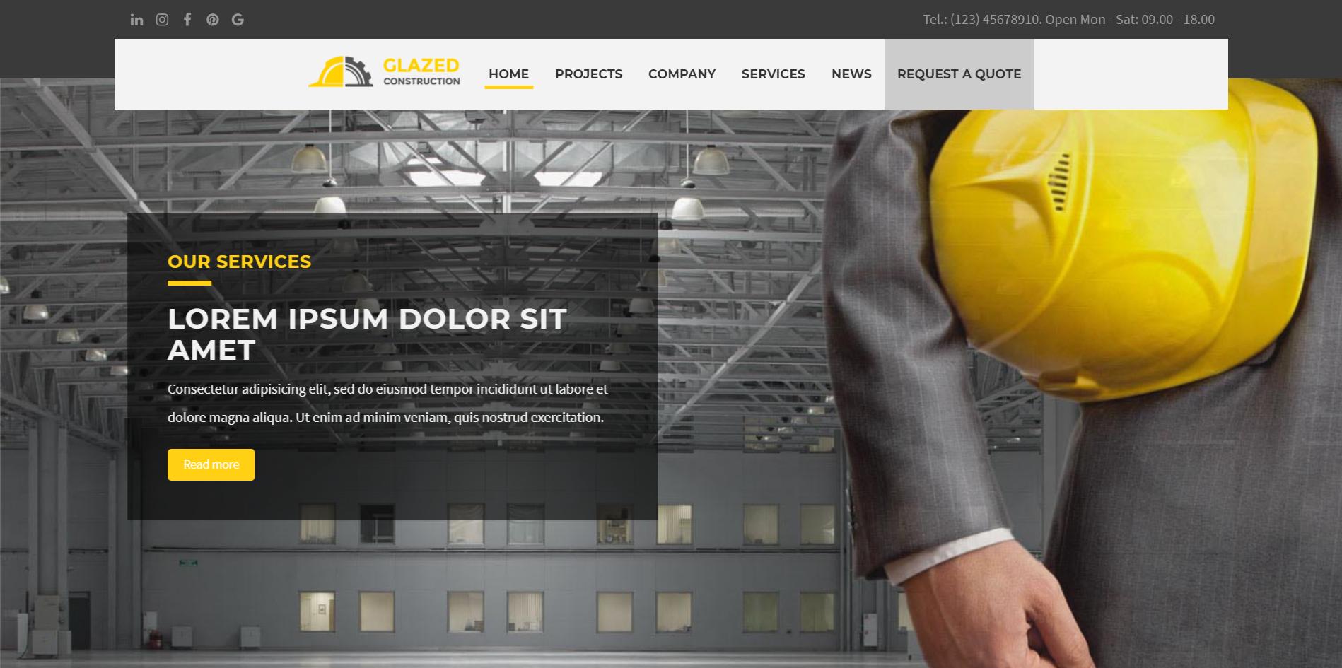 construction enhance your drupal experience