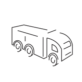 Truck Icon Clean