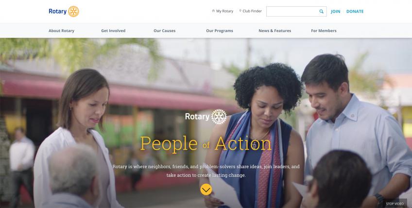 Rotary Website