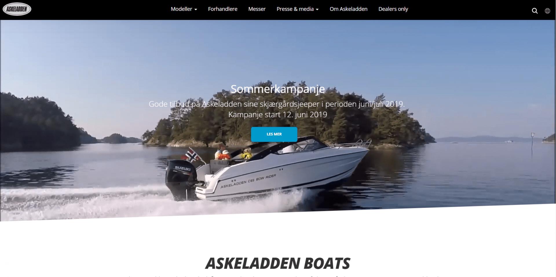 Boats Drupal