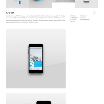 Construction Drupal Theme Homepage with Carousel